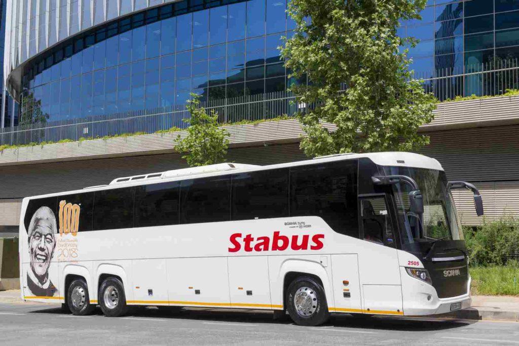 Stabus Tours Bus